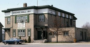 Ideas: A small-town musical roadshow -Omemee's Coronation Hall
