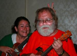 Fuck Instrument Thieves - Happy ukulele players!
