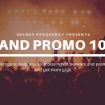 BAND PROMO 101