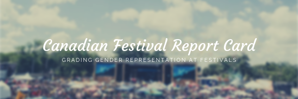 Canadian Festival Report Card